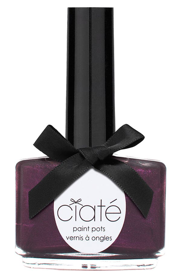 Alternate Image 1 Selected - Ciaté 'Fashionista Sister' Paint Pot