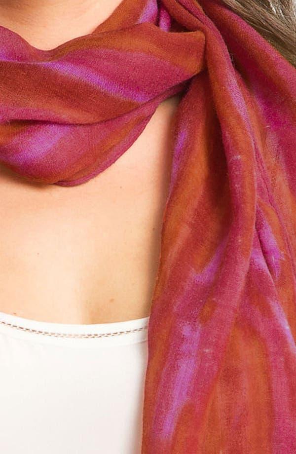 Alternate Image 3  - Eileen Fisher Silk & Wool Scarf
