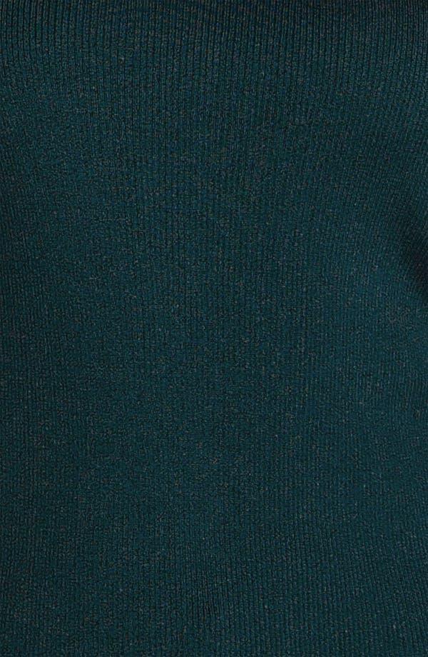 Alternate Image 3  - St. John Collection Shimmer Knit Sleeveless Shell