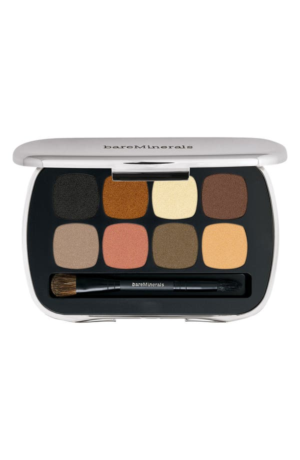 Alternate Image 1 Selected - bareMinerals® 'READY™ 8.0 - Star Treatment' Eyeshadow Palette