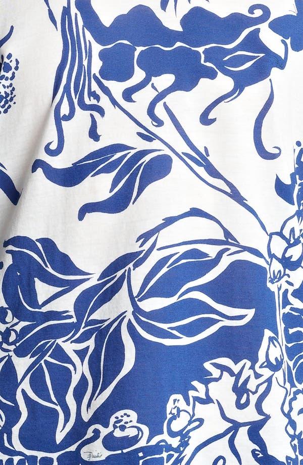 Alternate Image 3  - Emilio Pucci Print Jersey Top