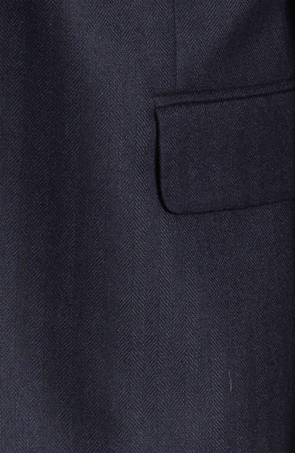 Alternate Image 4  - John W. Nordstrom® Signature Cashmere Blazer