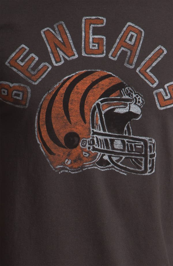 Alternate Image 3  - Junk Food 'Cincinnati Bengals' T-Shirt