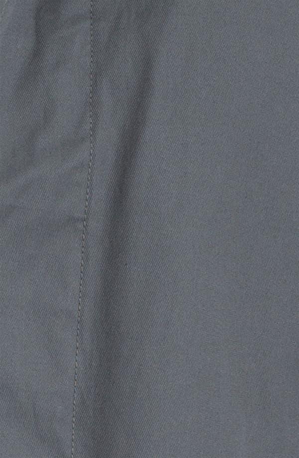 Alternate Image 3  - Burberry Brit Cotton Car Coat