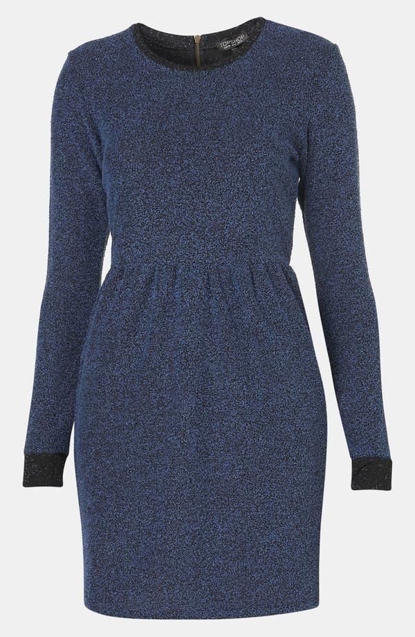 Alternate Image 1 Selected - Topshop Mélange Knit Dress