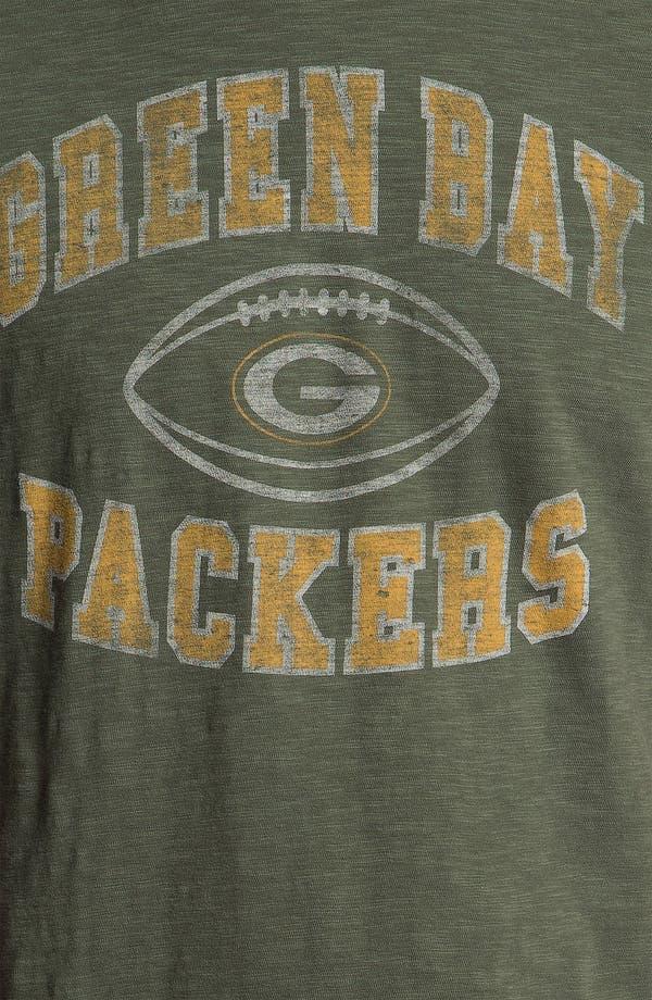 Alternate Image 3  - Banner 47 'Green Bay Packers - Scrum' T-Shirt