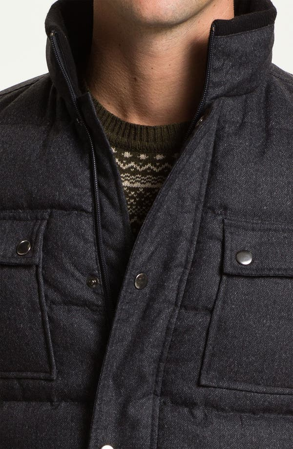 Alternate Image 3  - Cardinal of Canada Quilted Bomber Jacket
