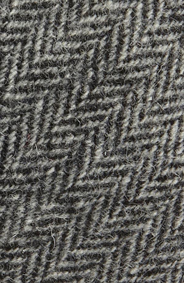Alternate Image 2  - David Hart Harris Tweed Herringbone Tie
