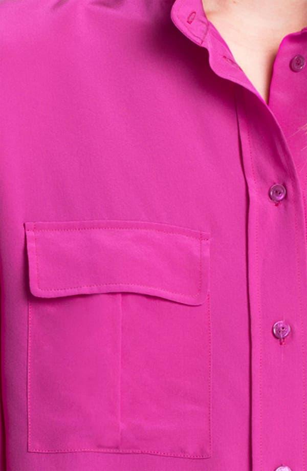 Alternate Image 3  - Vince Silk Shirt