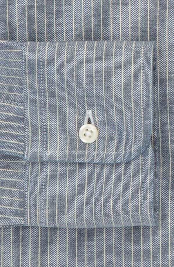 Alternate Image 2  - Gitman Trim Fit Dress Shirt