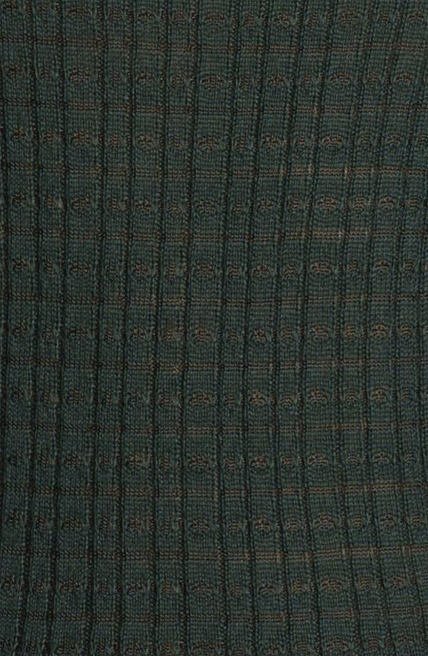 Alternate Image 3  - M Missoni Rib Knit Turtleneck