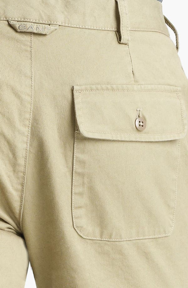 Alternate Image 3  - Gant by Michael Bastian Khaki Chinos