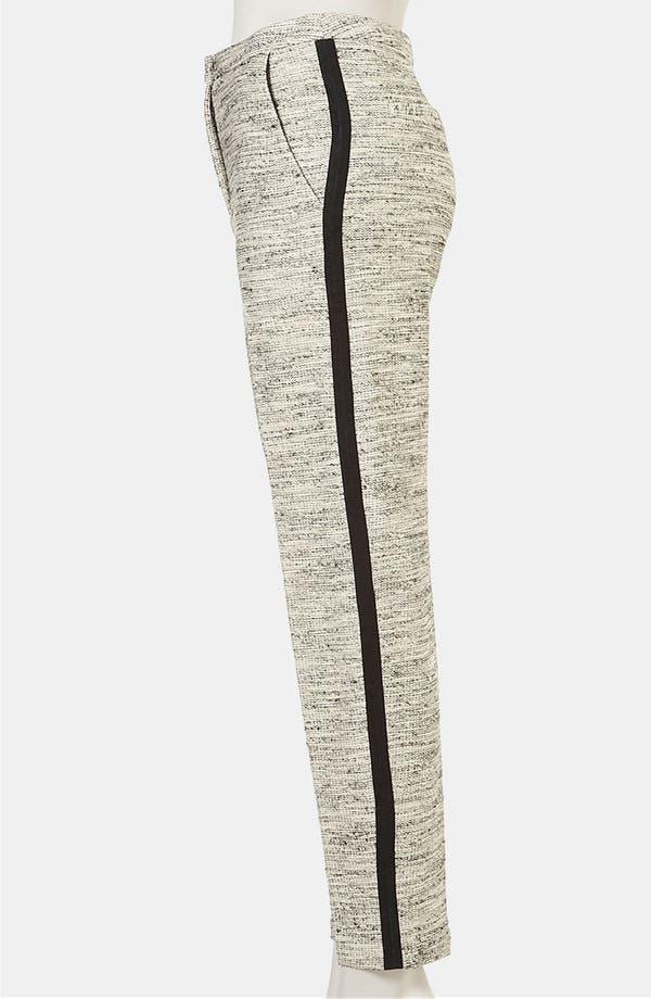 Alternate Image 4  - Topshop Tweedy Tux Pants