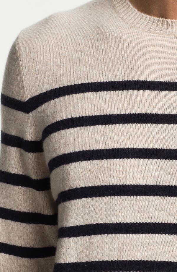 Alternate Image 3  - Cullen89 Cashmere Crewneck Sweater