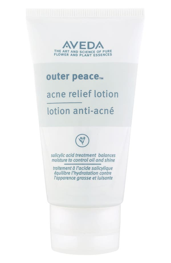 Alternate Image 1 Selected - Aveda 'outer peace™' Acne Relief Lotion