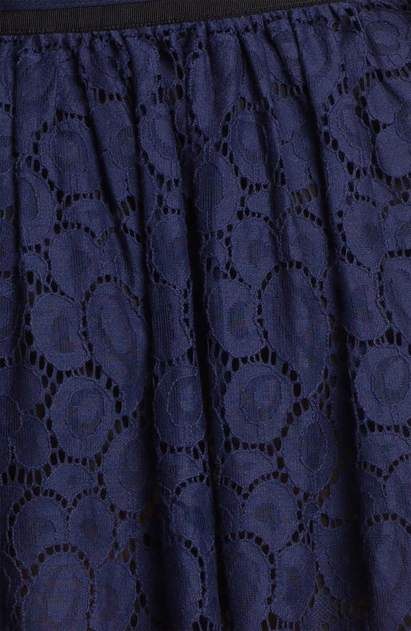 Alternate Image 3  - Milly Lace Miniskirt