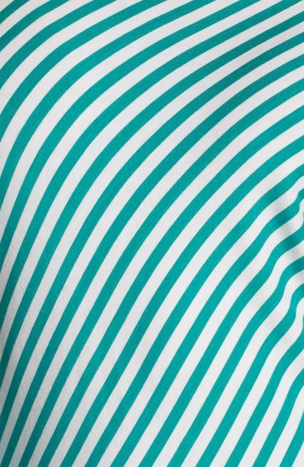 Alternate Image 3  - MICHAEL Michael Kors Bias Stripe Top