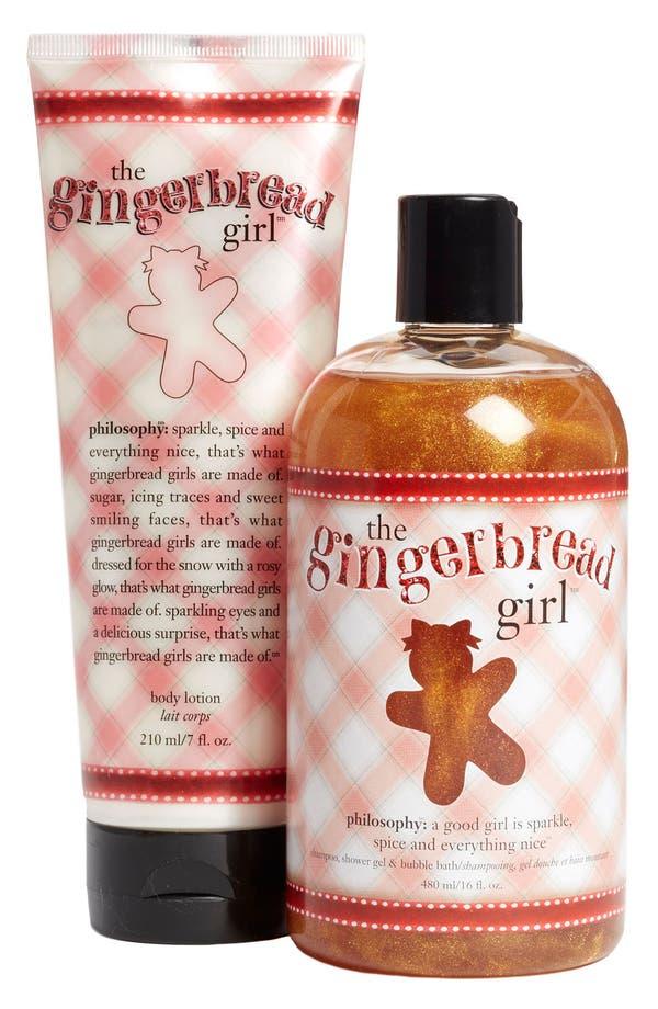 Alternate Image 2  - philosophy 'the gingerbread girl' doorbuster bag duo ($40 Value)