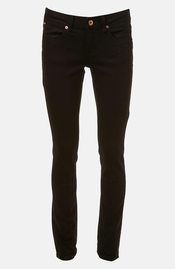 Alternate Image 1 Selected - Topshop Moto 'Baxter' Skinny Jeans