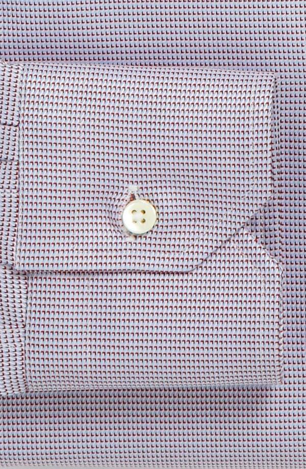 Alternate Image 2  - Canali Regular Fit Dress Shirt