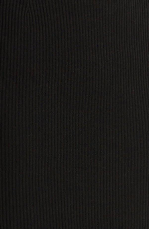 Alternate Image 3  - rag & bone Ribbed Dress