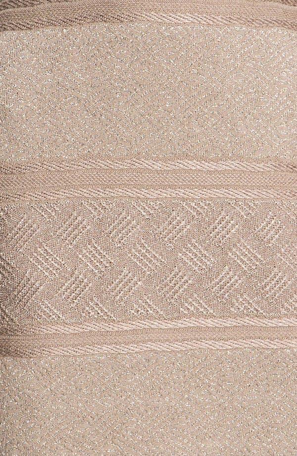 Alternate Image 5  - St. John Collection Textural Stripe Crop Jacket