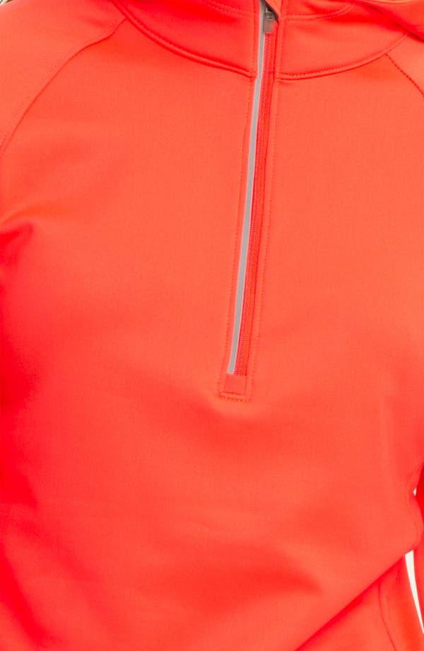 Alternate Image 3  - Nike 'Element' Thermal Half Zip Hoodie