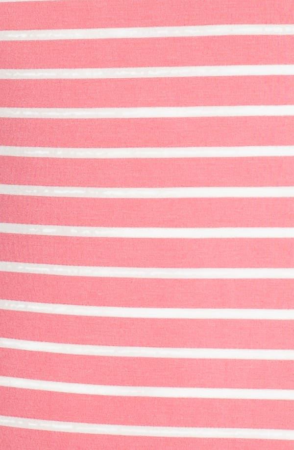 Alternate Image 3  - Hinge® Print Ballet Neck Top