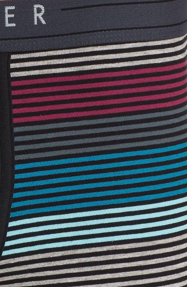 Alternate Image 3  - Ted Baker London Stripe Trunks