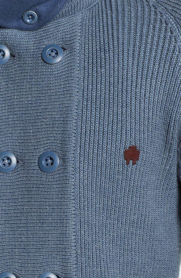 Alternate Image 3  - Marshall Artist 'Officer's' Wool Blend Cardigan