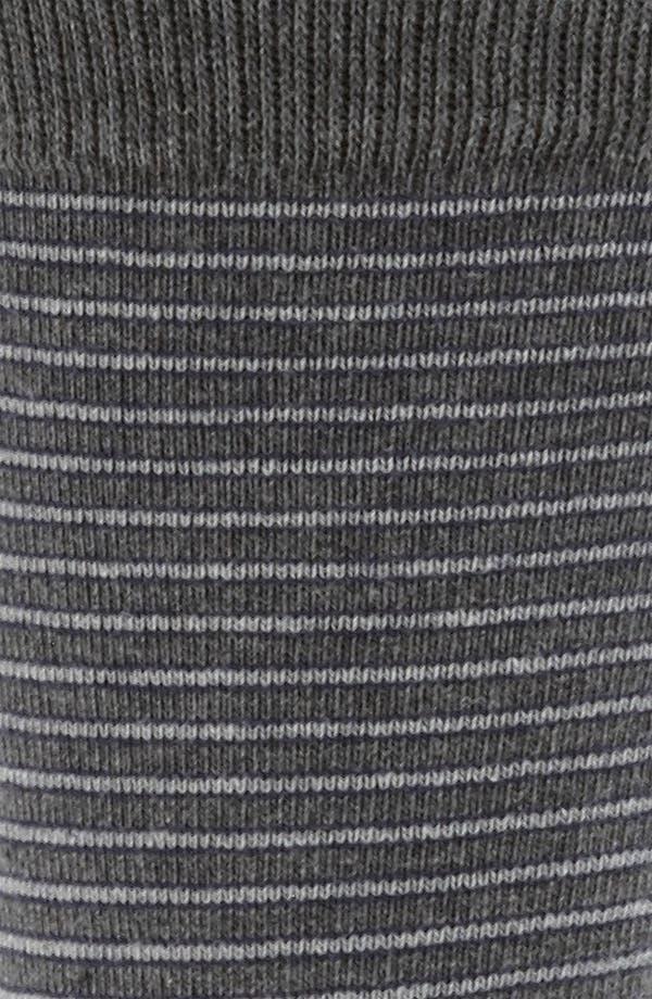 Alternate Image 2  - BOSS Orange 'RS Design' Stripe Socks