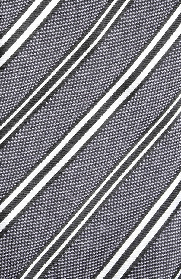 Alternate Image 2  - Eton Woven Silk Tie