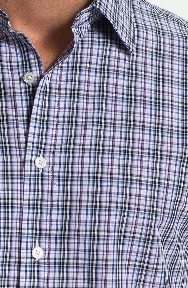 Alternate Image 3  - Michael Kors 'Morgan Check' Sport Shirt