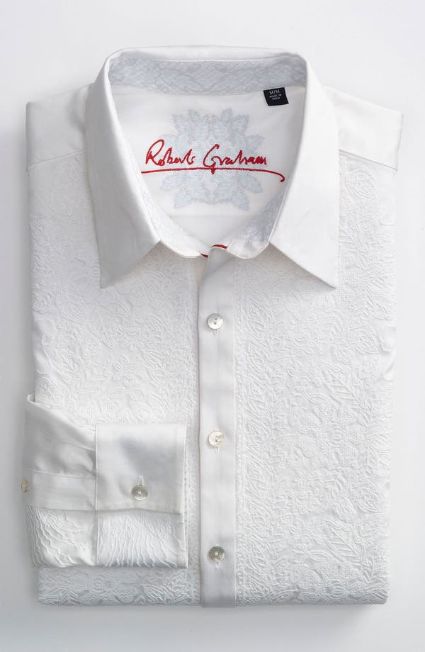 Alternate Image 2  - Robert Graham 'Cross Jack' Sport Shirt