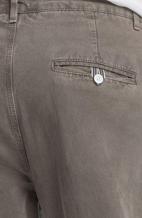 Alternate Image 3  - Topman Skinny Carrot Fit Pants