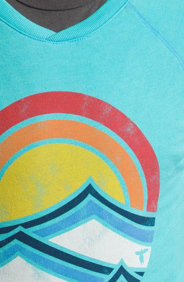 Alternate Image 3  - Topo Ranch 'Swell Rise' Crewneck Sweatshirt