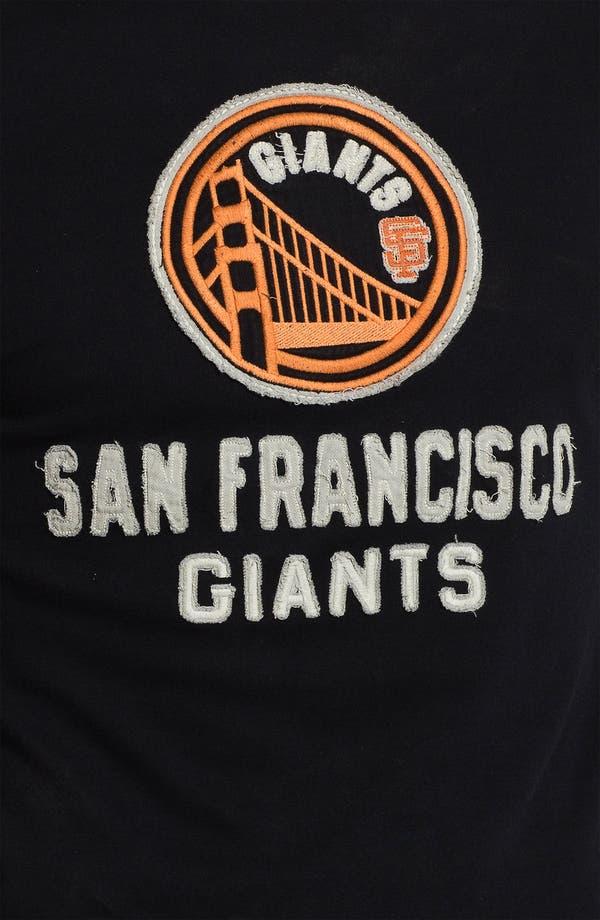 Alternate Image 3  - Red Jacket 'San Francisco Giants - Team City' Long Sleeve T-Shirt