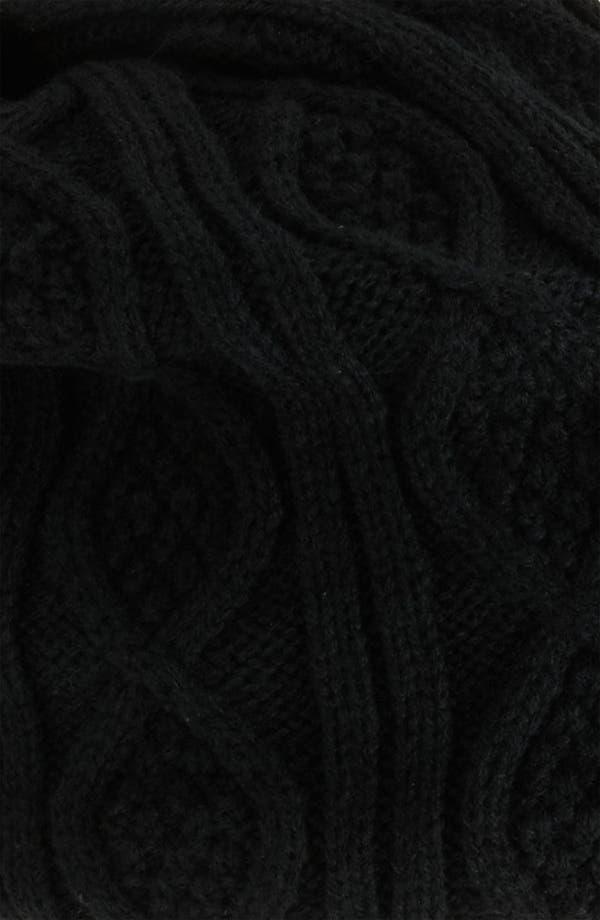 Alternate Image 2  - DIESEL® 'Krissyet' Cable Knit Cap