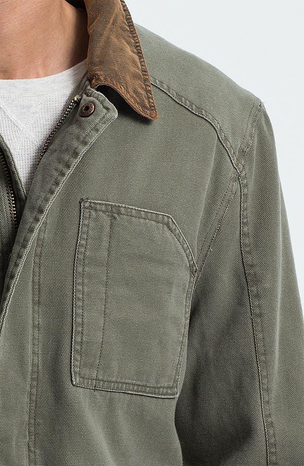 Alternate Image 3  - Denim & Leathers by Andrew Marc Workwear Jacket
