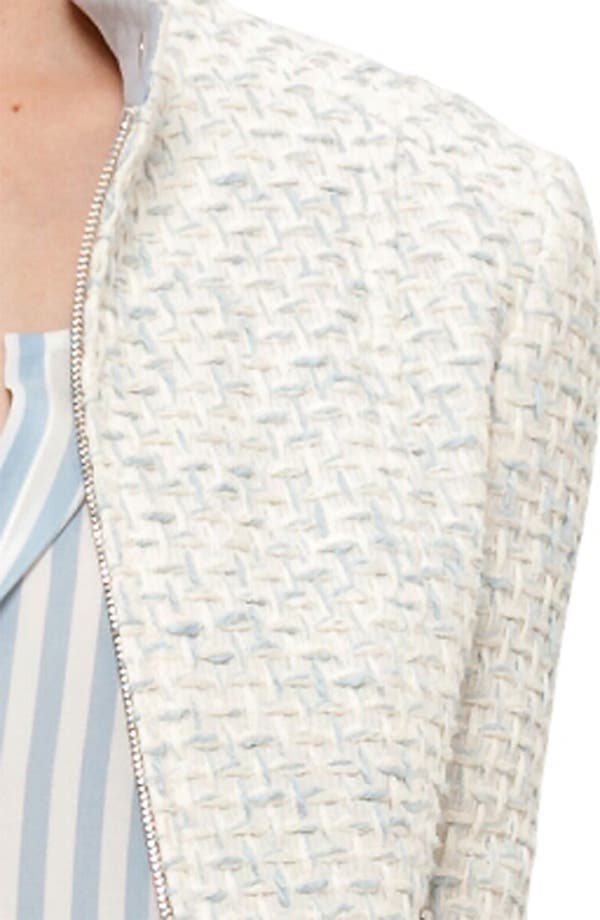 Alternate Image 4  - Akris punto Tweed Jacket