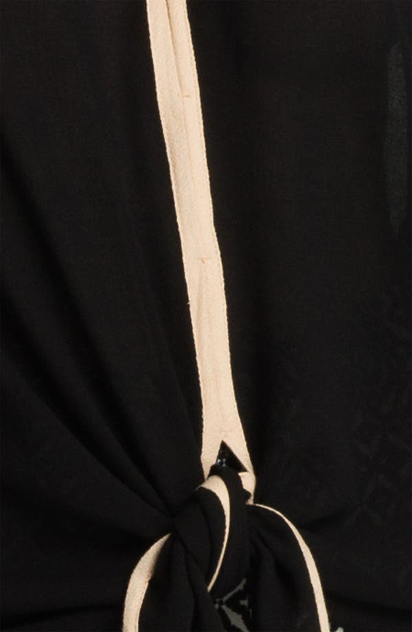 Alternate Image 3  - Ella Moss 'Stella' Tie Hem Kimono Top