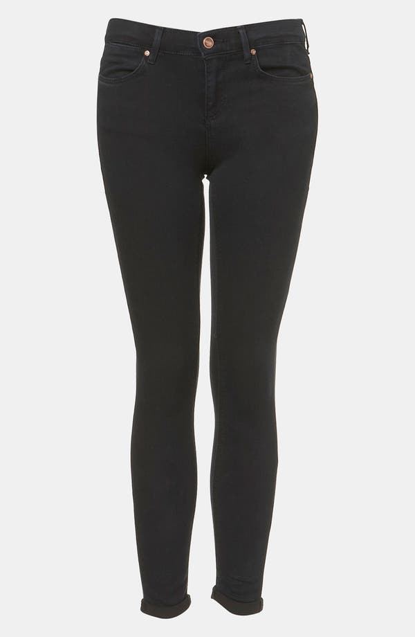 Alternate Image 1 Selected - Topshop Moto 'Leigh' Skinny Jeans (Petite)