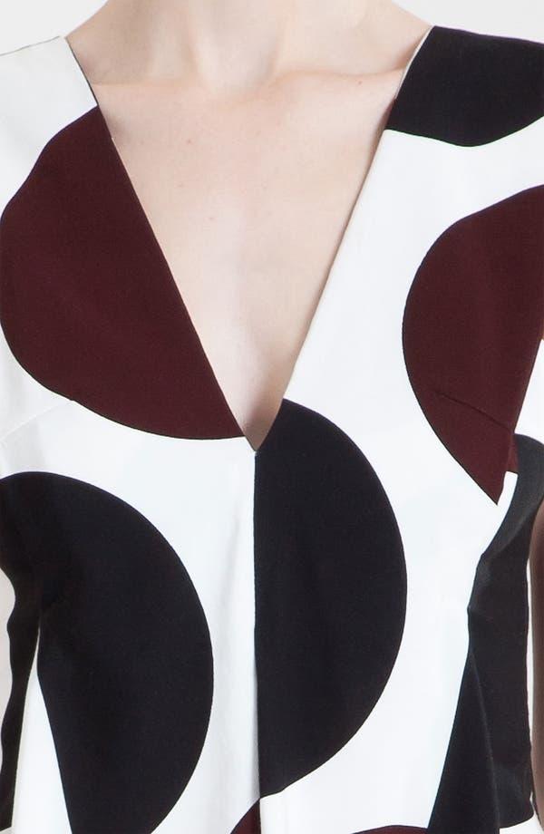 Alternate Image 3  - Marni Large Dot Print Pleated Dress