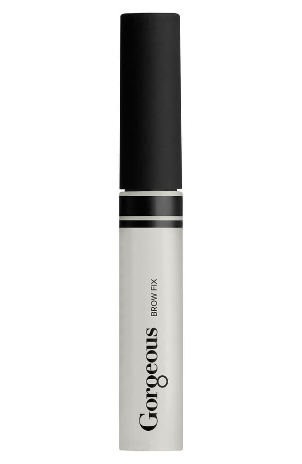 Alternate Image 1 Selected - Gorgeous Cosmetics Brow Fix Gel