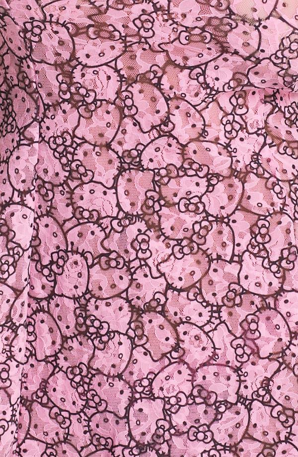 Alternate Image 3  - Hanky Panky 'Hello Kitty®' Babydoll & G-String