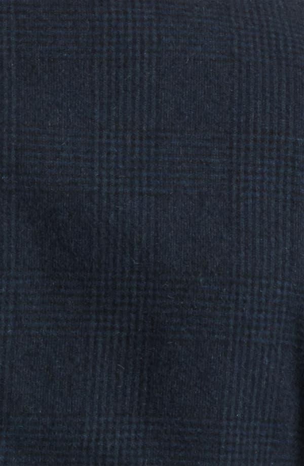Alternate Image 6  - Z Zegna Trim Fit Plaid Blazer