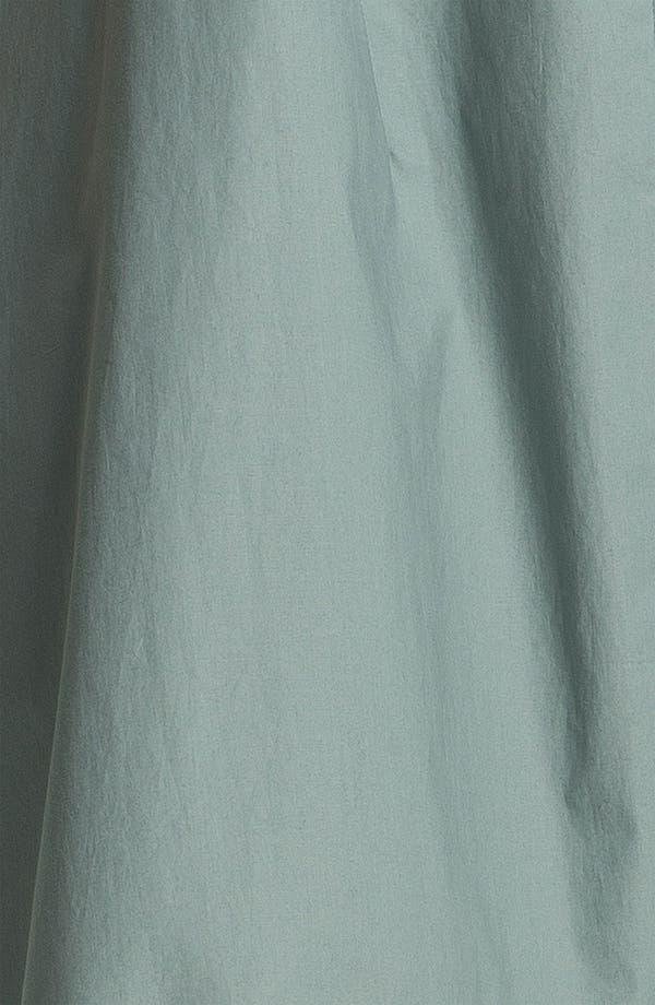 Alternate Image 3  - Carven Asymmetrical Hem Poplin Skirt
