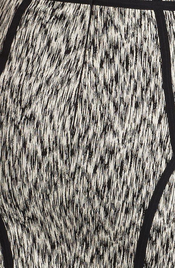 Alternate Image 3  - Parker 'Palms' Stretch Sheath Dress