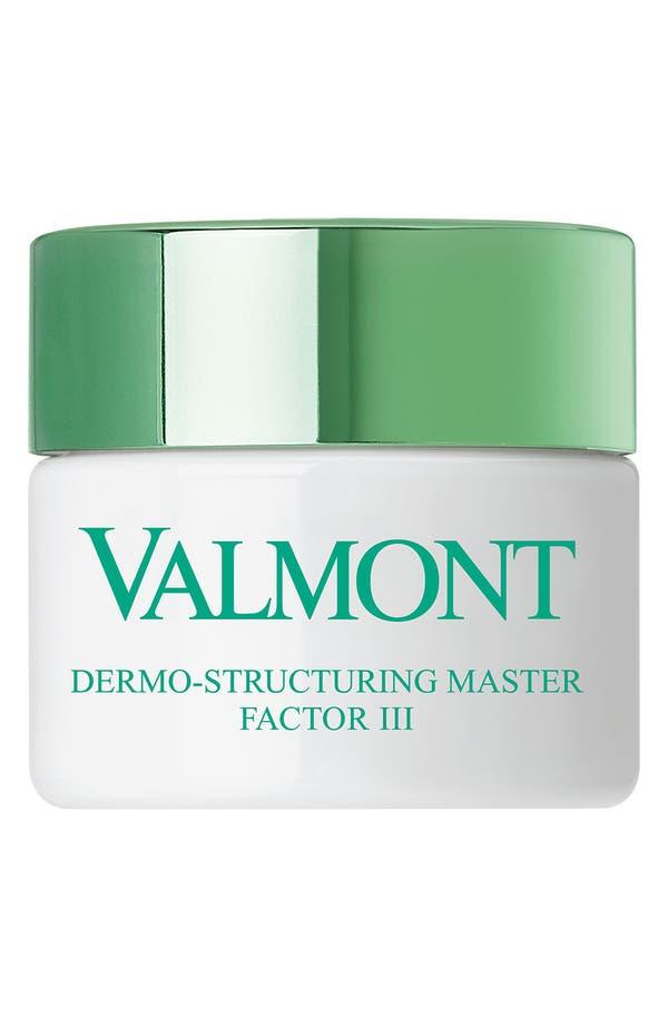 VALMONT 'Dermo-Structuring Master Factor III' Cream