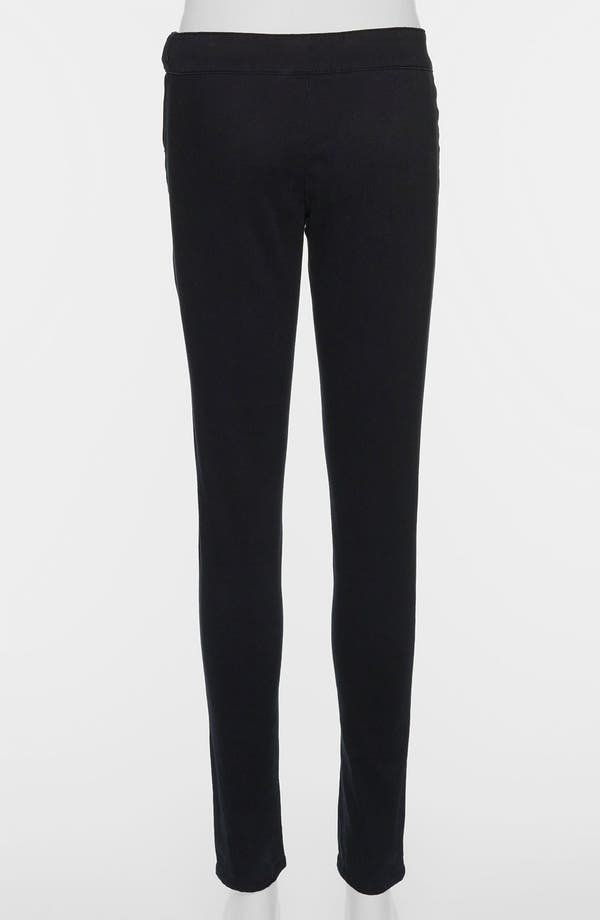 Alternate Image 2  - Leith Tux Stripe Skinny Pants